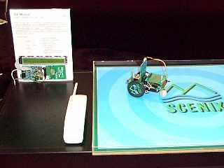 Scenix Robotics Demo