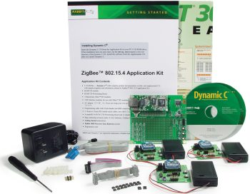 ZigBee Application Kit from Rabbit